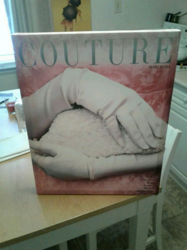 Couture Canvas 16x20 Print
