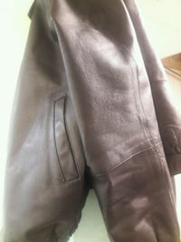 Woman's leather jacket  (sizeXL) Spokane, 99202