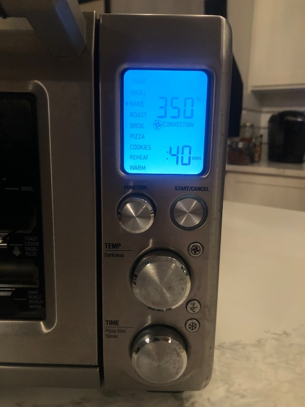 Breville convection smart oven 3