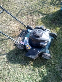 Bolsen push mower