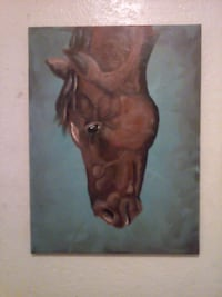 Canvas paintings Red Bluff, 96080