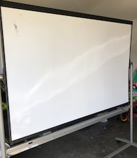 Large mobile whiteboard Riverview, 33578