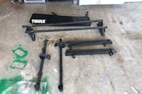 Thule ski racks for car Elkridge, 21075