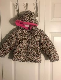 Healthtex baby girls bubble jacket size 12m.in excellent condition (pick up only) Alexandria, 22304