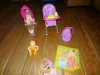 Fisher price loving family set with baby Odenton, 21113
