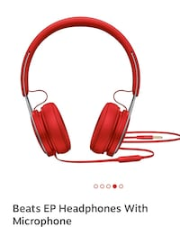 Beats Headphones with mic
