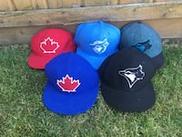 Individual or lot of Bluejays hats Abbotsford, V2T