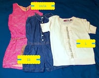 Girl's clothes (sizes 10 to 14/16) Kempner, 76539