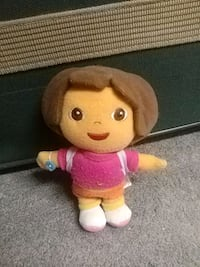 Small Dora the Explorer Plushie Barrie