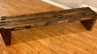 Handcrafted 6' Bench New Orleans