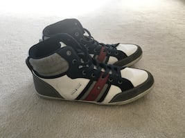 Polo high top runners size 29 europeansuze 10-11