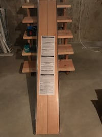 Brand new in the box (3 boxes total) Engineered maple, 87 sq feet total Plainfield, 60585