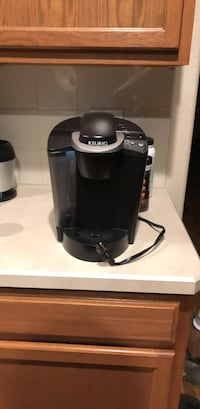 black and gray Keurig coffee maker Fort Worth, 76053