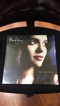 NORAH JONES - COME AWAY WITH ME PLAK Harbiye, 34367