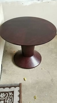 MODERN END TABLE FROM FINESSE FURNITURE  Edmonton, T6E 0G8