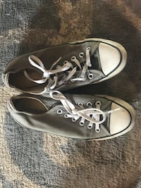 pair of gray Converse All Star low-top sneakers Philippi, 26416