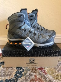 Women's Salomon Hiking Boots