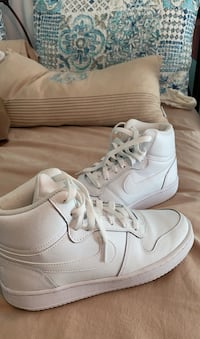white high top air forces Archer Lodge, 27527