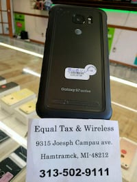 Galaxy S7 Active Unlocked  Hamtramck