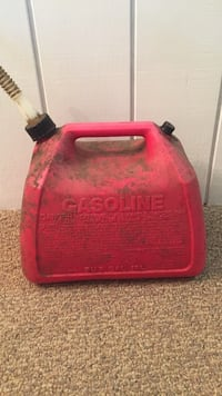 gasoline can 5 gallons  Concord, 03301