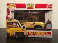 Pizza Planet Truck and Buzz Lightyear NYCC Exclusive Funko Pop Toronto, M2J