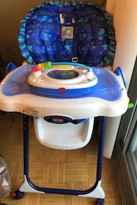 Fisher price high chair Toronto, M2L 2H9