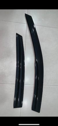 Hyundai Avante door visor 4 pcs West Coast, 120613