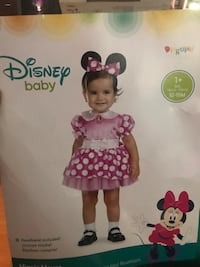 Baby Minnie Mouse costume San Diego, 92119