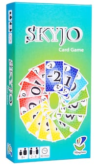 SKYJO The Ultimate Card Game for Kids and Adults. The Ideal
