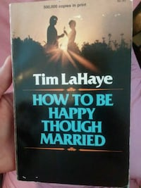 Tim LaHaye How To Be Happy Through Married Bristol, 37620