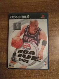 Gioco Nba live 2003 - PlayStation 2 Firenze, 50121