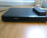 black Sony DVD player with remote Idaho Falls, 83402