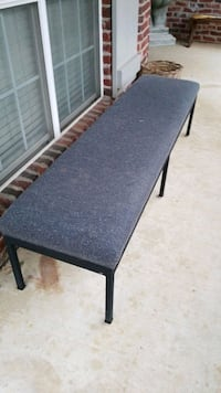 6ft long bench you will need a truck to pick up