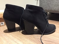 Black Ankle Boots St Catharines, L2T 1S4