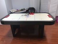 white and black air hockey table Germantown, 20874