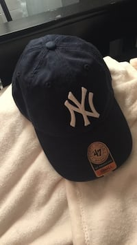 NY Yankees hat cap Burnaby, V5E 1E6