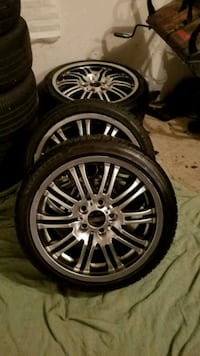 BMW M3 Wheels and tires Waldorf, 20603