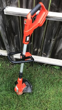 Black and decker electric weed trimmer Mankato, 56001