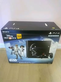 Limited Edition PS4 Star Wars Bundle Frederick, 21704