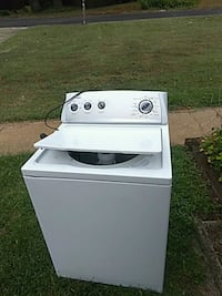white top-load clothes washer Madison, 35758