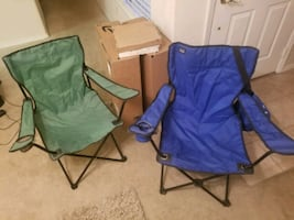 Camping Chairs with Cup holders