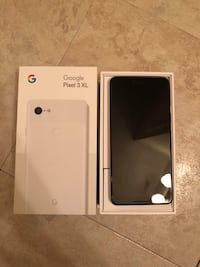 White google pixel 3 xl smartphone with box 539 km