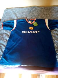 Manchester united retro xl Skien, 3727
