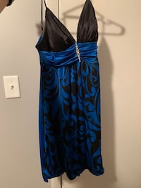 Black and blue dress Fultondale