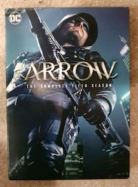 Arrow - Season 5 Calgary, T2Z 4W5