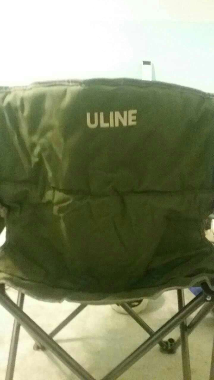 Uline Camping Chair