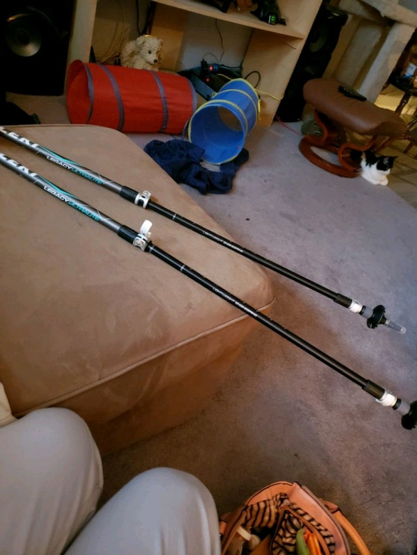 Brand new ski poles asking half price 4a81afd9-1b5c-4aab-9372-fc34fb7bf546