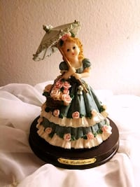 CK COLLECTION Figurine - Girl with Umbrella