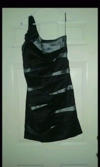 Black and gray dress size 14