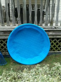 blue and black plastic container Middle Sackville, B4E 2V3